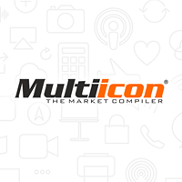 Multiicon - Best Software Development Company in India and Top Mobile App Development Agency Rajkot - Management company logo