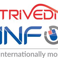 Trivedi Infoway Pvt. Ltd. - Business Intelligence company logo