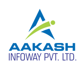 Aakash InfoWay Pvt. Ltd. - Software Solutions company logo