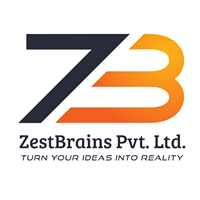 ZestBrains Pvt. Ltd. - Augmented Reality company logo