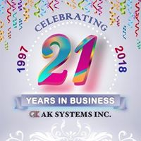 AK Systems Inc. - Augmented Reality company logo