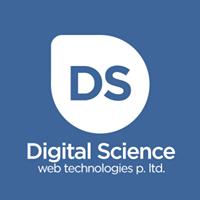Digital Science Web Technologies Pvt. Ltd. - Logo Design company logo