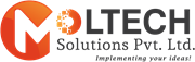 Moltech Solutions Pvt. Ltd. - Outsourcing company logo