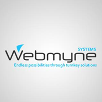 Webmyne Systems Pvt. Ltd. - Software Solutions company logo
