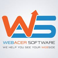 WebAcer Software Private Limited - Logo Design company logo