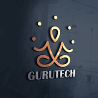 Gurutech Solution - Graphics Designing company logo