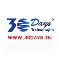 30Days Technologies Pvt Ltd - Gurugram - Graphics Designing company logo