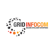 GRID INFOCOM PVT. LTD. - Robotic Process Automation company logo