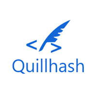 QuillHash Technologies - Blockchain Consultancy - Blockchain Development Company in India - Smart Contract Audits - Blockchain company logo