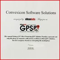 Convexicon Software Solutions India Pvt. Ltd. - Human Resource company logo