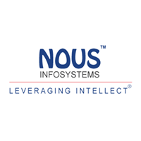 Nous Infosystems PVT Ltd - Consulting company logo