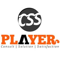 CSS Player IT Solutions Pvt. Ltd. - Erp company logo