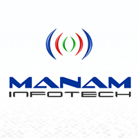 MANAM INFOTECH PVT.LTD - Digital Marketing company logo