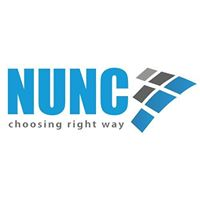 NUNC Systems Pvt. Ltd. - Blockchain company logo