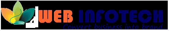 Web Infotech - Web Development company logo