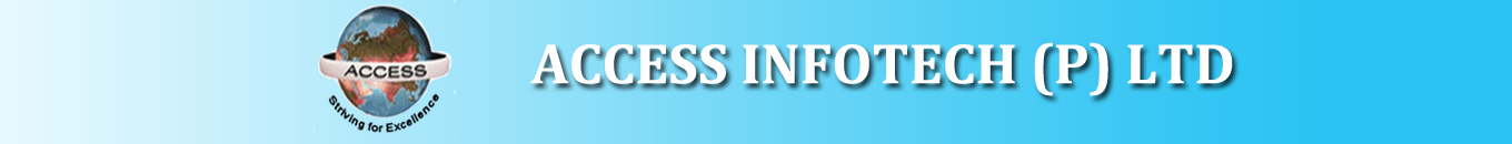 Access Infotech Private Limited - Business Intelligence company logo