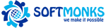 SoftMonks (OPC) Private Limited - Software Solutions company logo