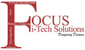 Focus i-Tech Solutions Pvt LTd - Erp company logo