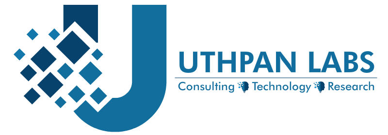 Uthpan labs - Consulting company logo