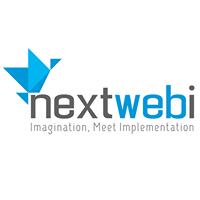 Nextwebi - A web design and web application development company in Bangalore (India) - Web Development company logo