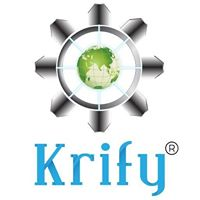 Krify Software Technologies Pvt Ltd - Erp company logo