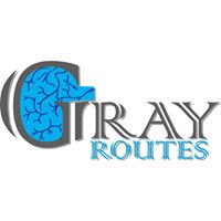 Gray Routes Technology Pvt. Ltd. - Data Analytics company logo