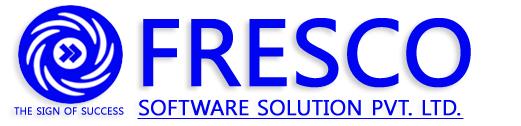 Fresco Software Solution Pvt. Ltd - Logo Design company logo