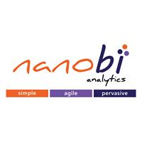 Nanobi Data And Analytics Pvt Ltd - Data Analytics company logo