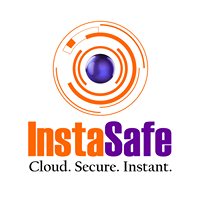 InstaSafe Technologies Pvt Ltd - Logo Design company logo