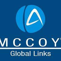 Mccoy Global Links Pvt Ltd - Outsourcing company logo