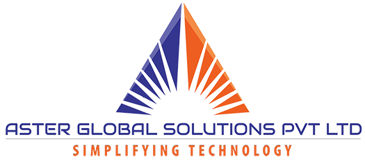 ASTER GLOBAL SOLUTIONS PRIVATE LIMITED. - Cloud Services company logo