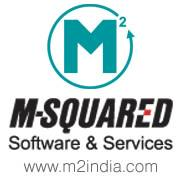 M Squared Software and Services (P) Ltd - Erp company logo