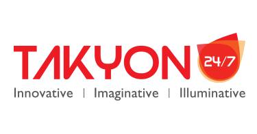 Takyon System Solutions Pvt Ltd - Erp company logo