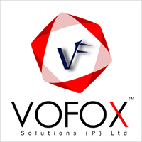 Vofox Solutions Pvt Ltd. - Outsourcing company logo