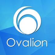 Ovalion - Logo Design company logo