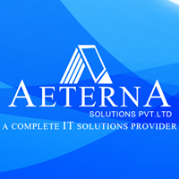 Aeterna Solutions Pvt. Ltd. - Software Solutions company logo