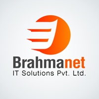 Brahmanet IT Solutions Pvt Ltd - Outsourcing company logo
