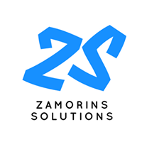 Zamorins Solutions Pvt. Ltd. - Logo Design company logo