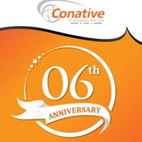 Conative IT Solutions Pvt Ltd - Logo Design company logo