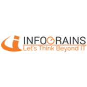 Infograins Software Solutions Pvt. Ltd. - Logo Design company logo