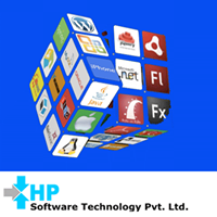 HP Software Technology Pvt. Ltd. - Logo Design company logo
