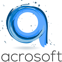 acrosoft webtech solutions pvt. ltd. - Web Development company logo