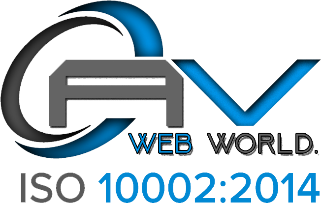 AVwebworld - Software Solutions company logo