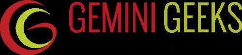 Gemini Geeks Tech Pvt Ltd - Logo Design company logo
