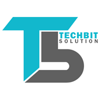 Techbit Solutions Pvt. Ltd. - Logo Design company logo