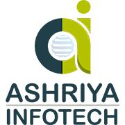 Ashriya Infotech Pvt Ltd - Logo Design company logo