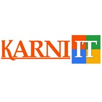 Mobile apps and Website Software Development Company Jaipur:Karni IT - Digital Marketing company logo