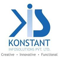 Konstant Infosolutions - Web Development company logo