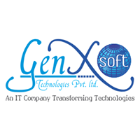 GENX SOFT TECHNOLOGIES (P) LTD. - Digital Marketing company logo