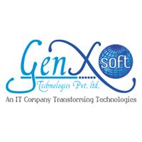 GENX SOFT TECHNOLOGIES (P) LTD. - Logo Design company logo